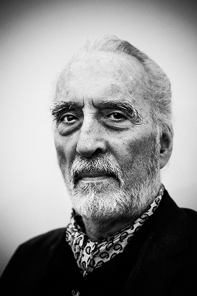Christopher Lee, Actor