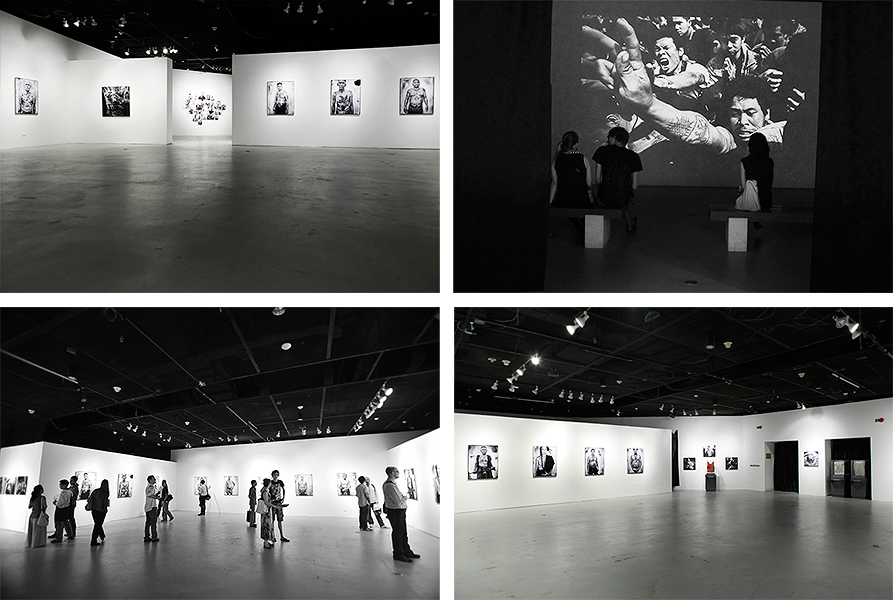 'Sacred Ink' launched at Chulalongkorn University Art Center - May - June 2011