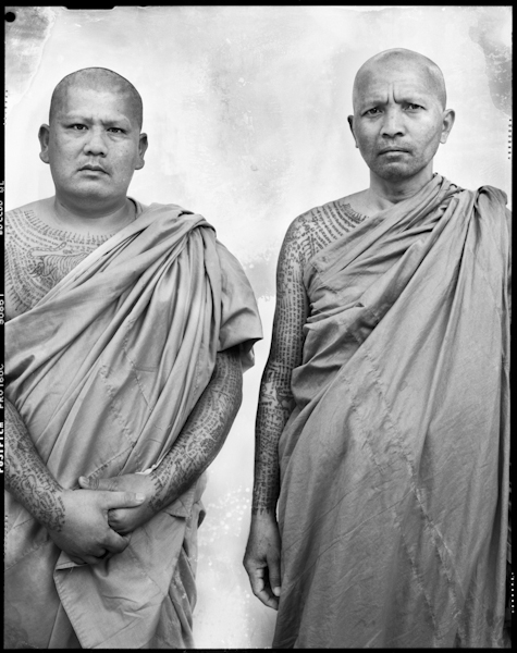 Two Monks, Nakon Pathom