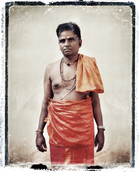 Hindu priest