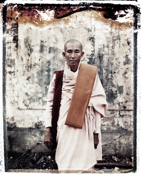 Buddhist Nun